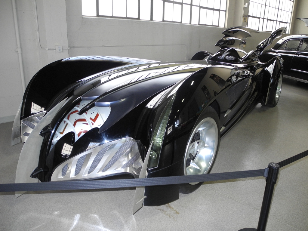 Batmobile Roadster
